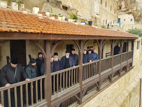 08 февраля 2020, Ставропольские паломники посетили монастыри Палестины
