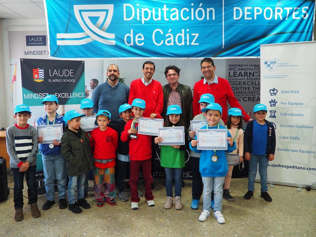 XV Trofeo de Ajedrez Diputación de Cádiz