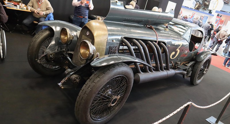 """Nicola Romeo """"El Nandu"""" moteur Isotta Fraschini de 1910 49506322458_ca516bac2f_c"""