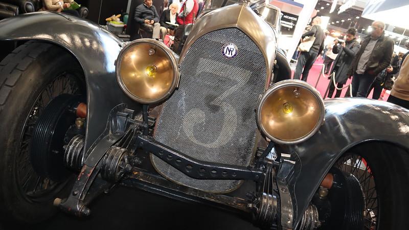 "Nicola Romeo ""El Nandu"" moteur Isotta Fraschini de 1910 49506323988_71cd9e4b1f_c"