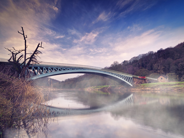 Bigsweir Bridge, River Wye
