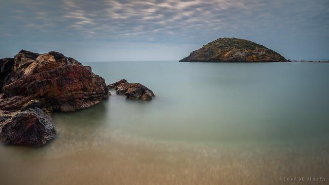 Puerto de Mazarrón, Playa de Nares