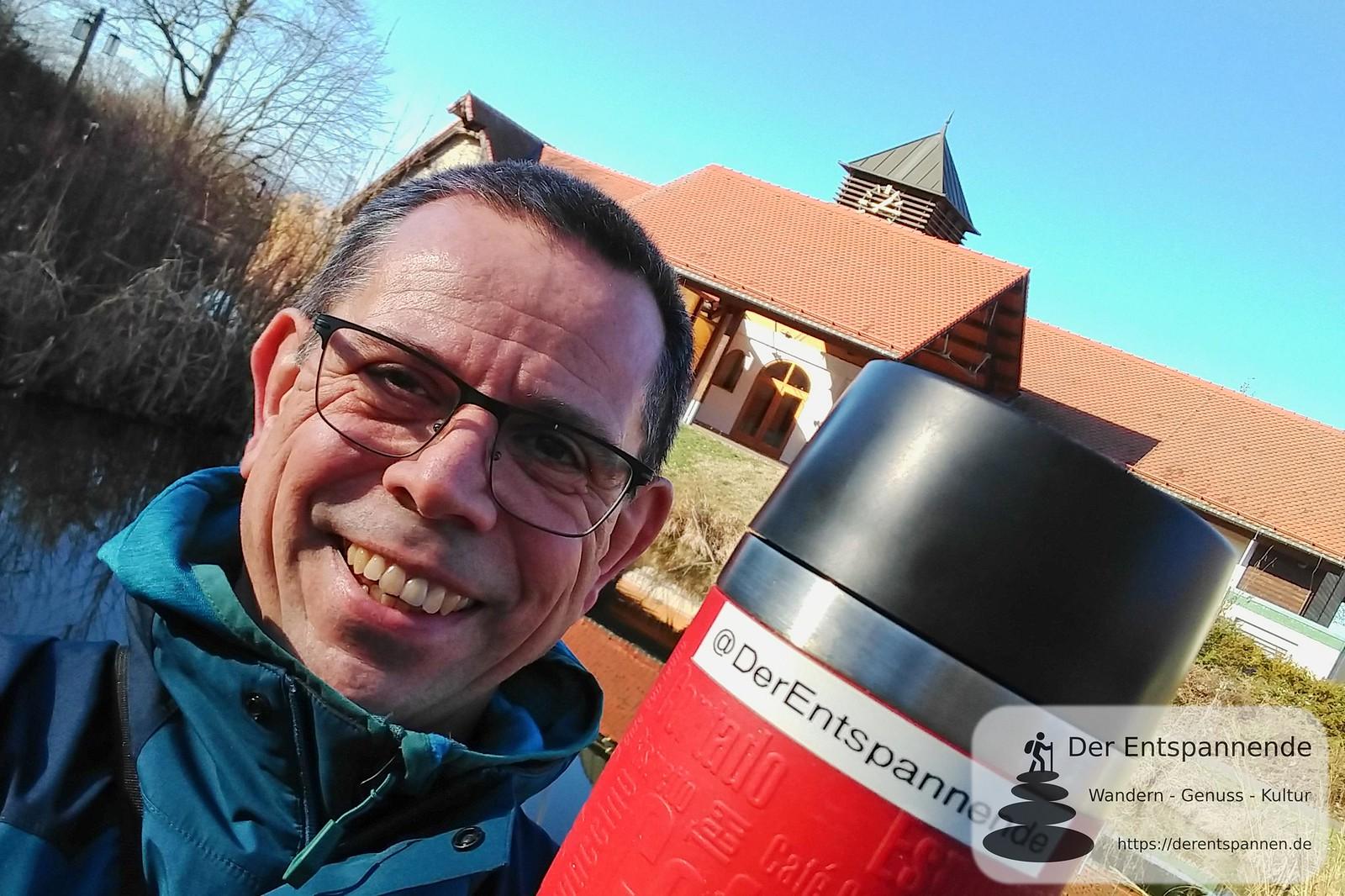 Kaffee am Teich (Kloster Jakobsberg)