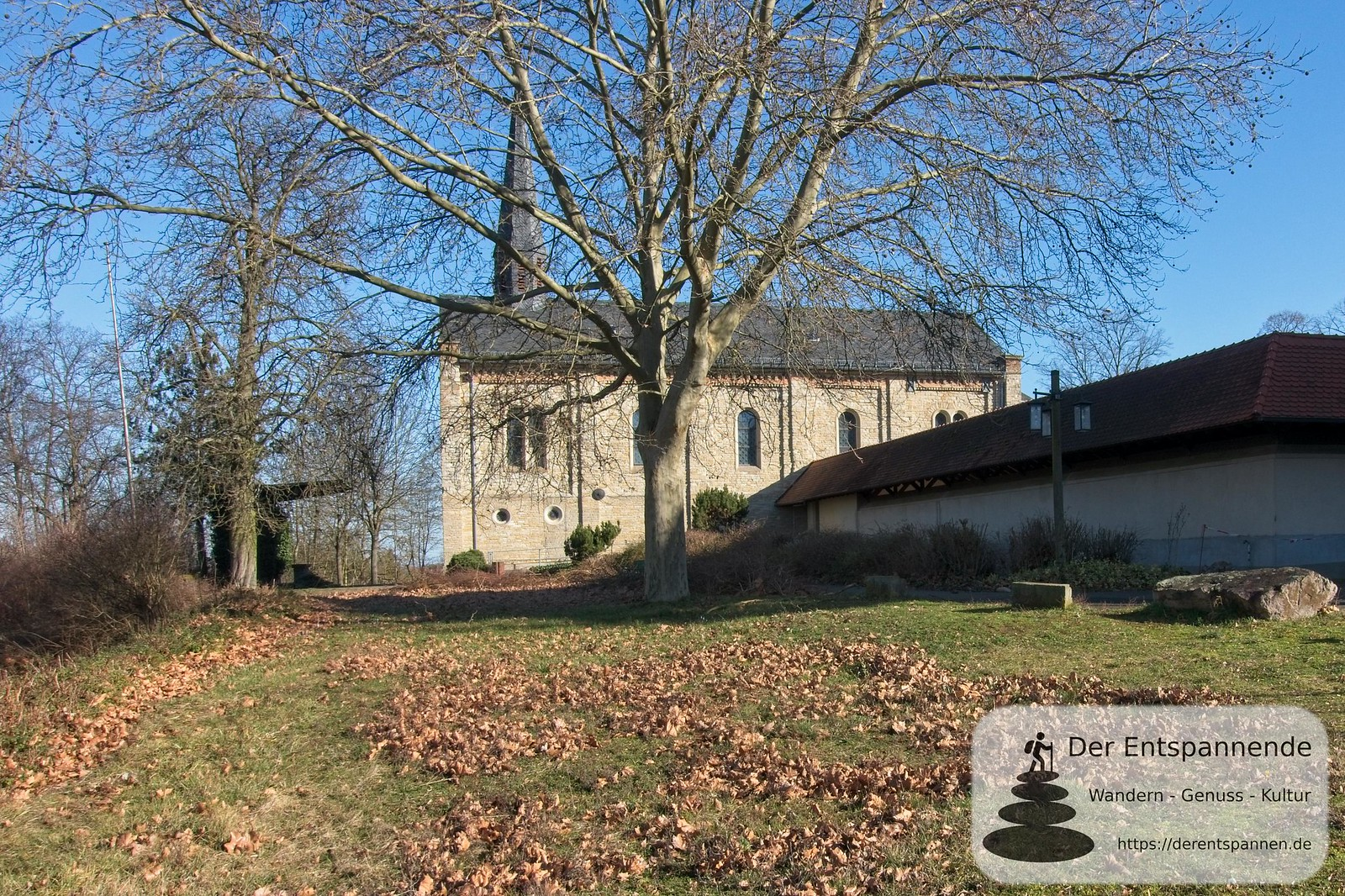 Vierzehn-Nothelfer-Kapelle auf dem Jakobsberg