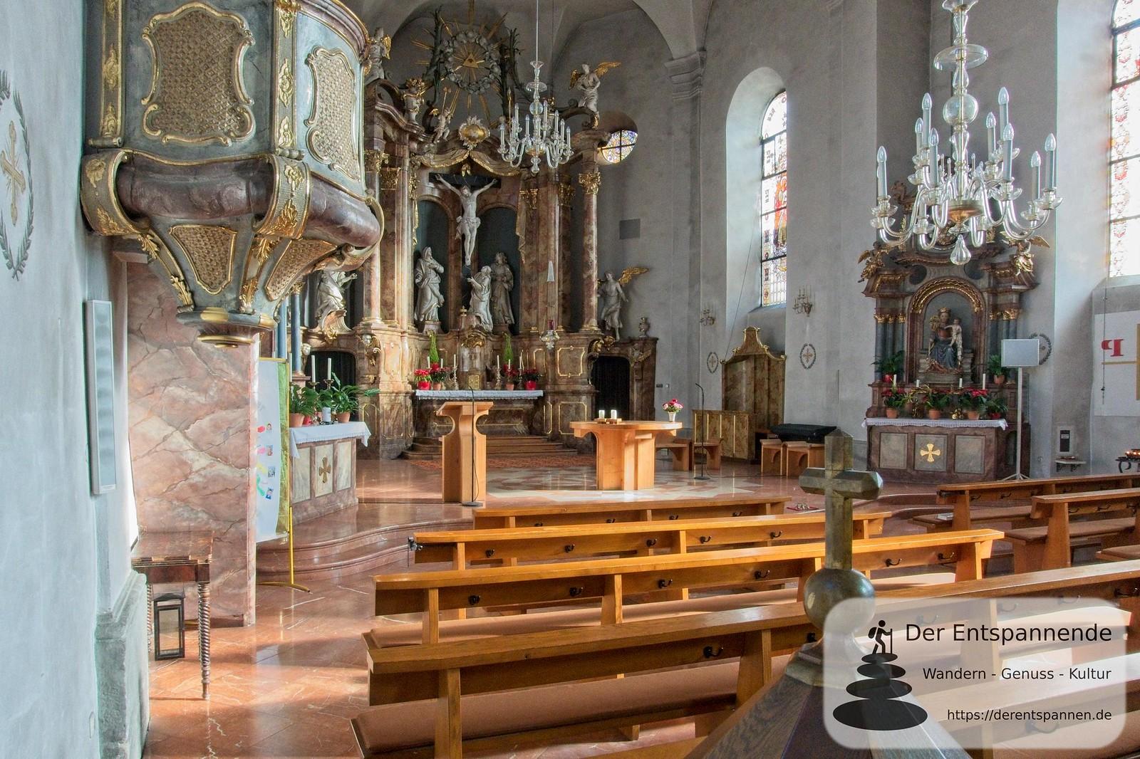 Barockkirche St. Peter und Paul (Ockenheim)