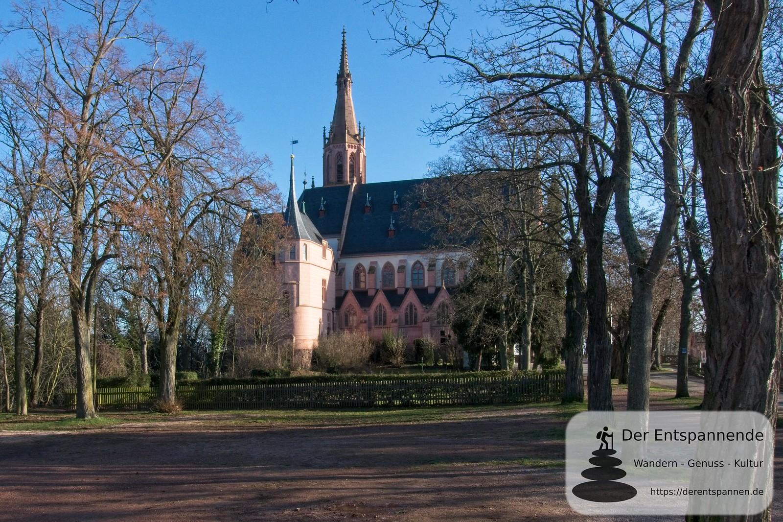 Rochuskapelle auf dem Rochusberg (Bingen)