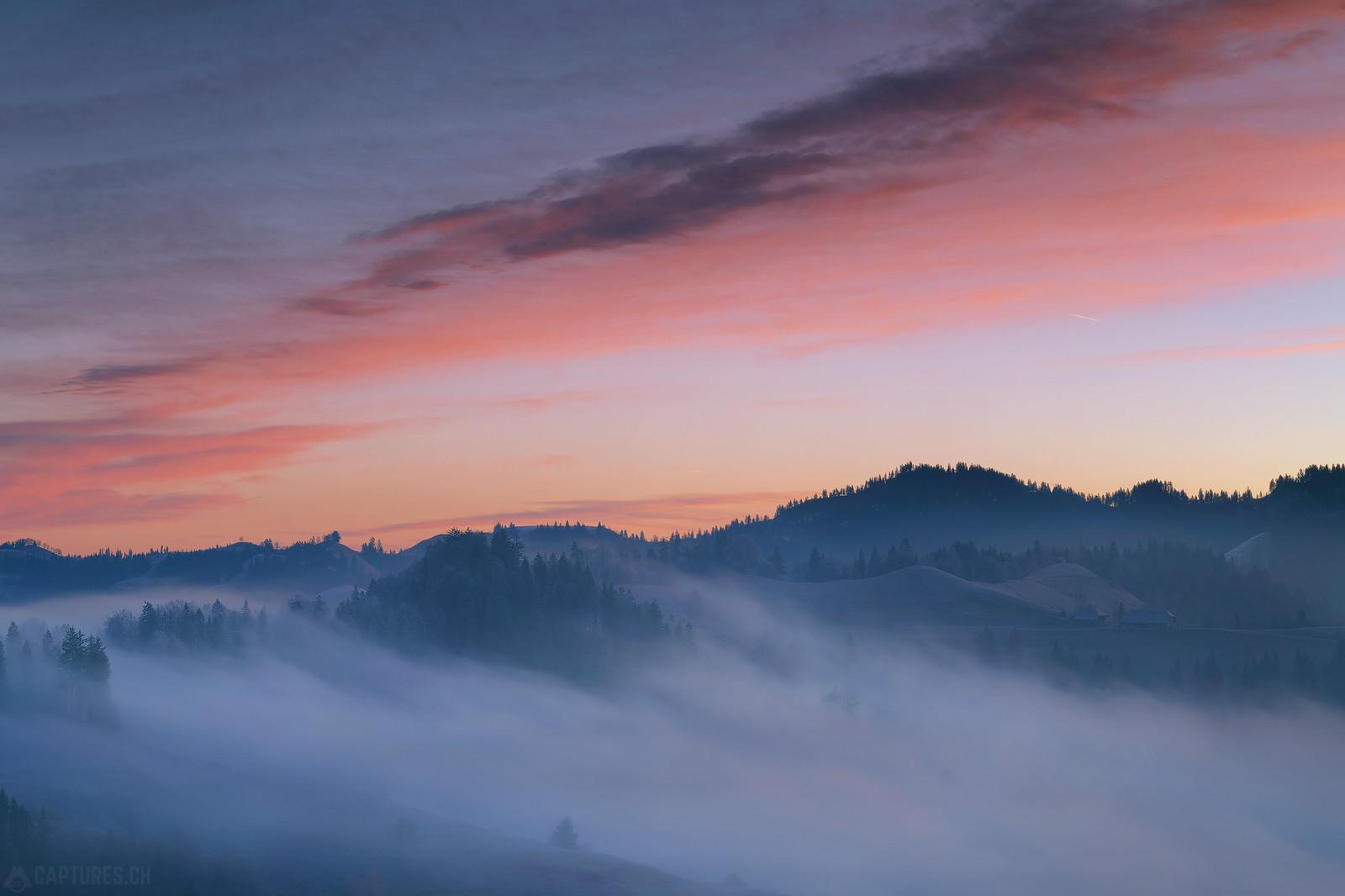 Fog - Lüderenalp