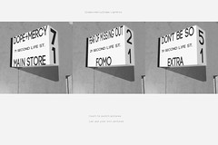 [Dope+Mercy]Dope Lightbox_Group gift