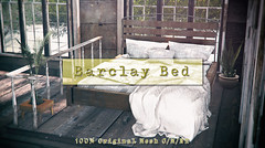 crate Barclay Bed For FaMESHeD X!