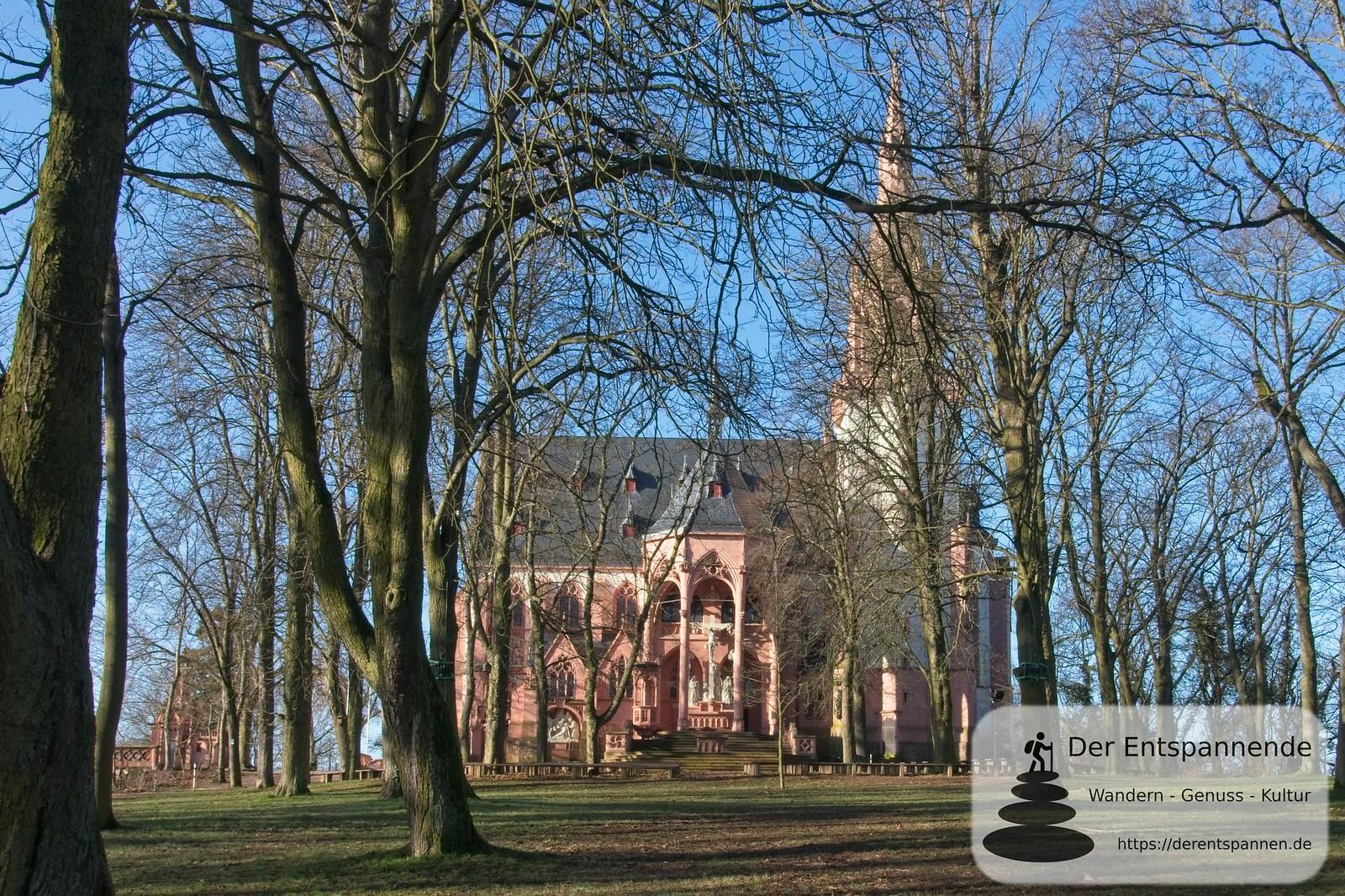 Rochuskapelle mit Außenaltar auf dem Rochusberg (Bingen)