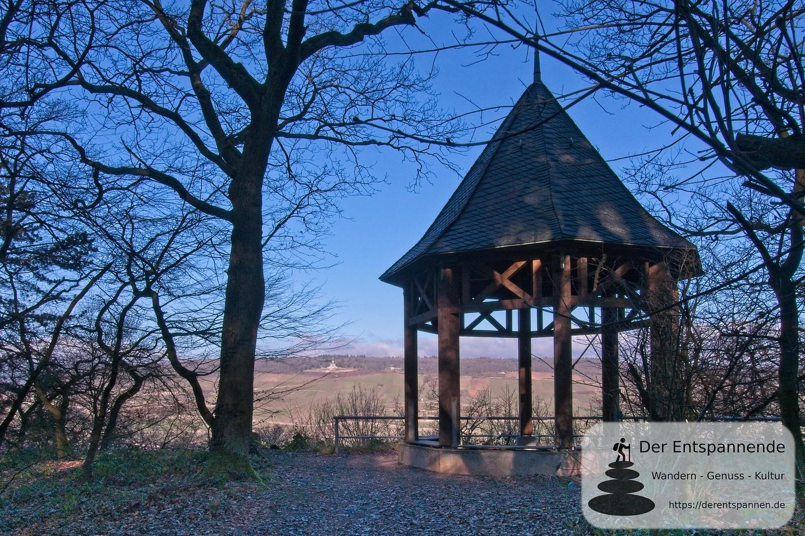 Taubenhütte auf dem Rochusberg