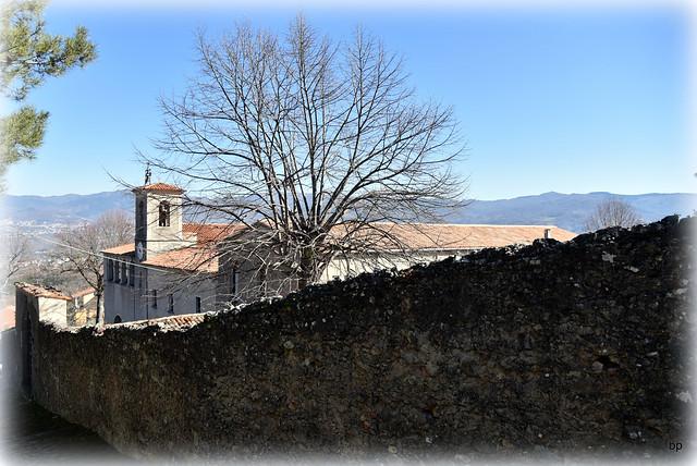 Paterno Calabro e il Santuario di San Francesco di Paola