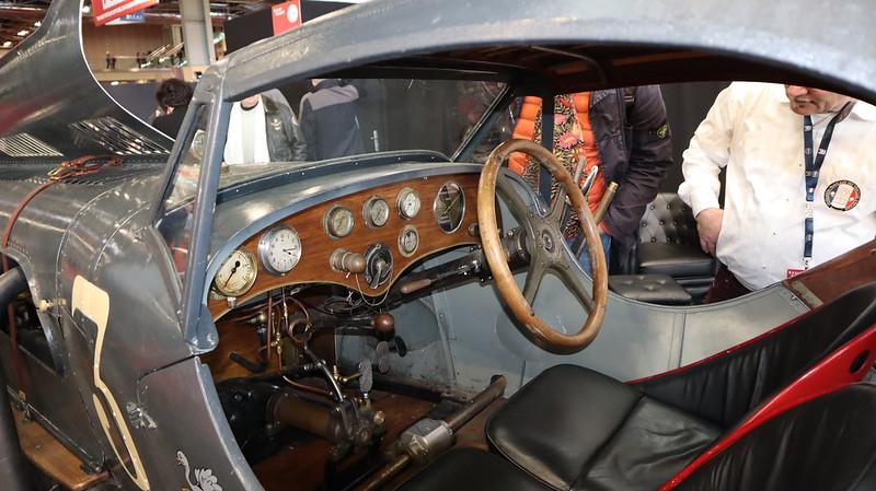 """Nicola Romeo """"El Nandu"""" moteur Isotta Fraschini de 1910 49506831121_7167bbe681_c"""