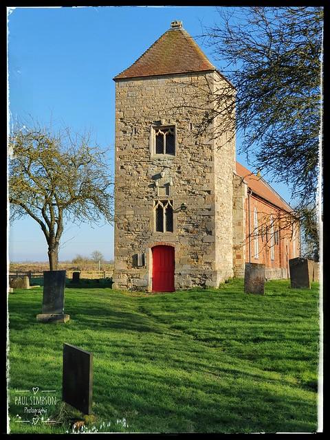 All Saints, Stapleford, Lincolnshire