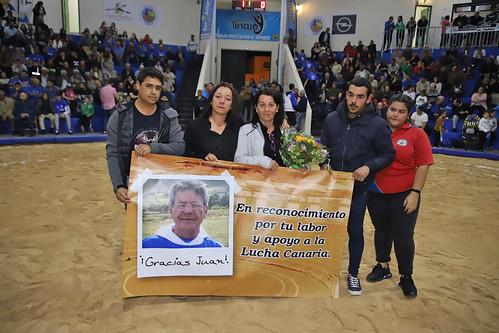 Homenaje Póstumo a Juan Grabriel Hernandez