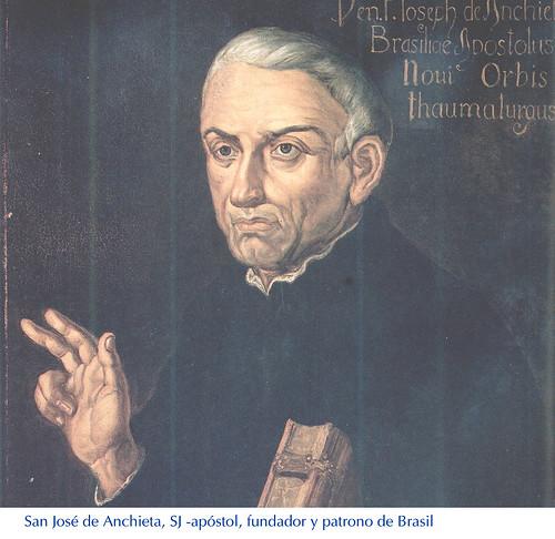 San José de Anchieta, SJ