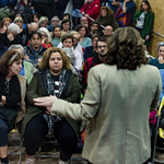 Fri, 07/02/2020 - 19:49 - Barcelona 07.02.2020 Trobades amb l'alcaldessa: Casc Antic   Foto: L.Guerrero/Ajuntament de Barcelona.