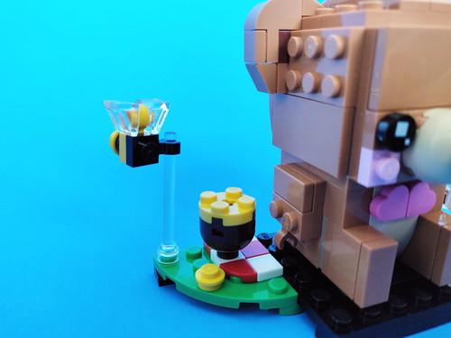 LEGO BrickHeadz Valentine's Bear (40379)