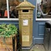 Lincoln Gold Post Box : Sophie Wells 2012