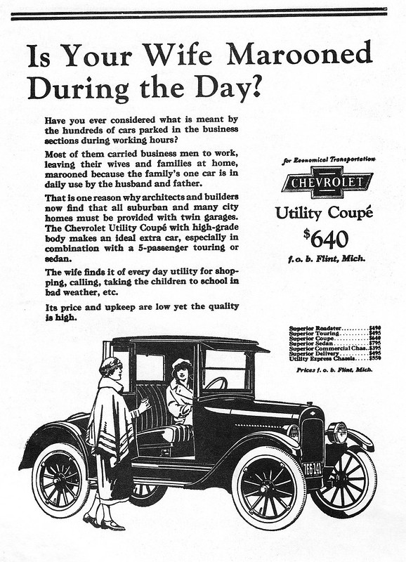 1924 Chevrolet Utility Coupe