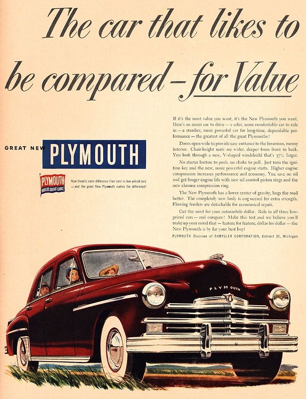 1949 Plymouth