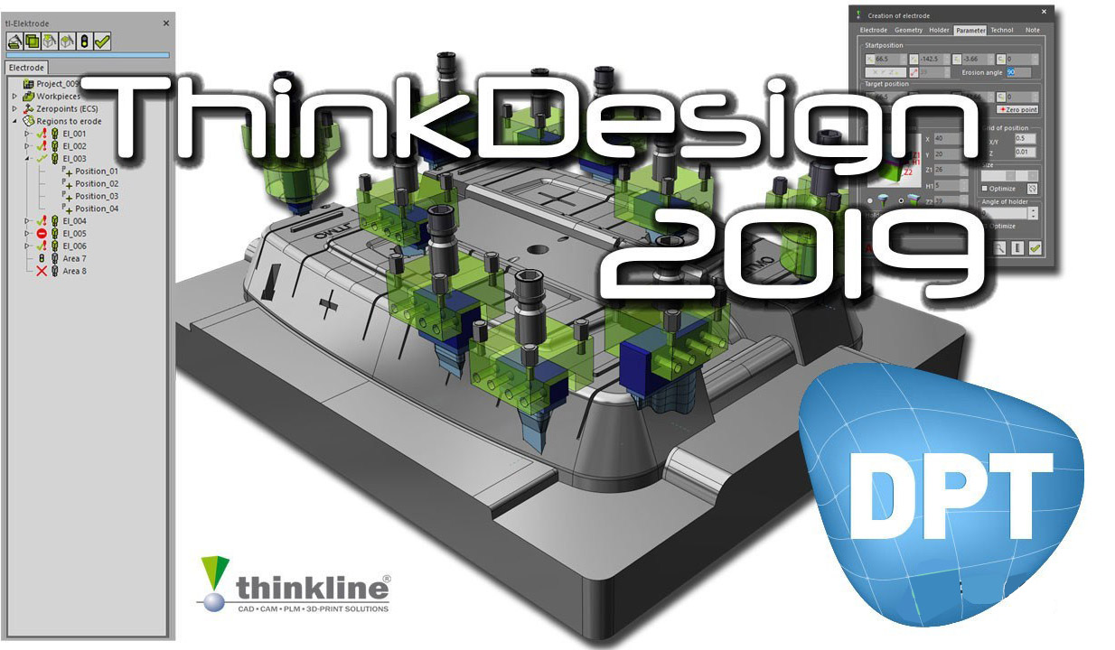 DPT ThinkDesign Professional 2019.1 x64 full license