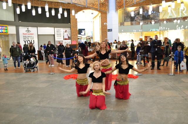Dance for Diwali