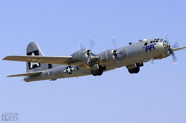 NX529B, Fifi, Boeing B-29