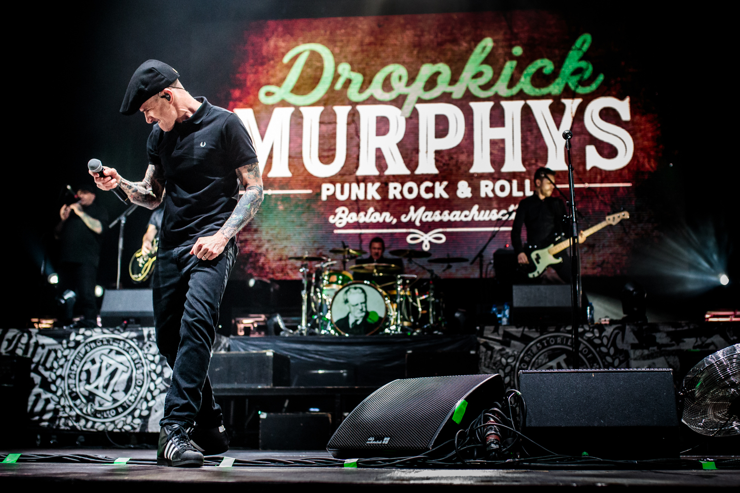 Dropkick Murphys @ Vorst Nationaal 2020 (Cathy Verhulst)