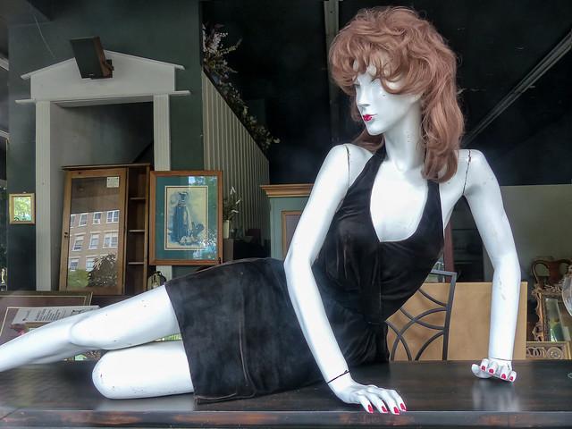 Furniture Store Window Mannequin