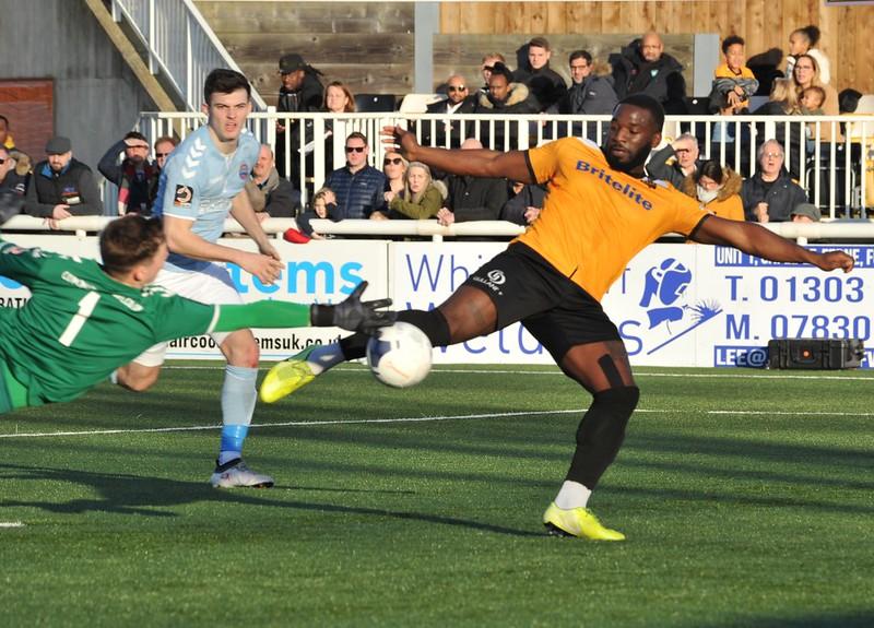 NLS: Maidstone United 1-0 Braintree Town