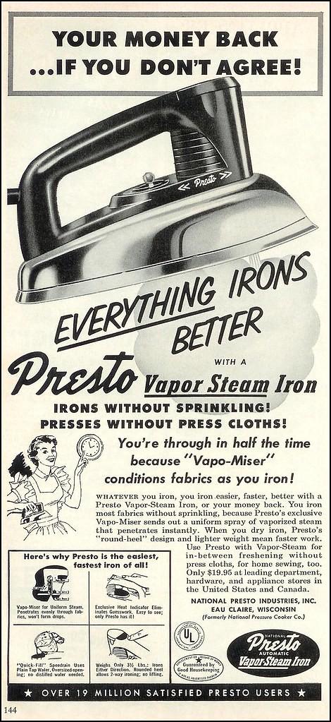 Presto 1953