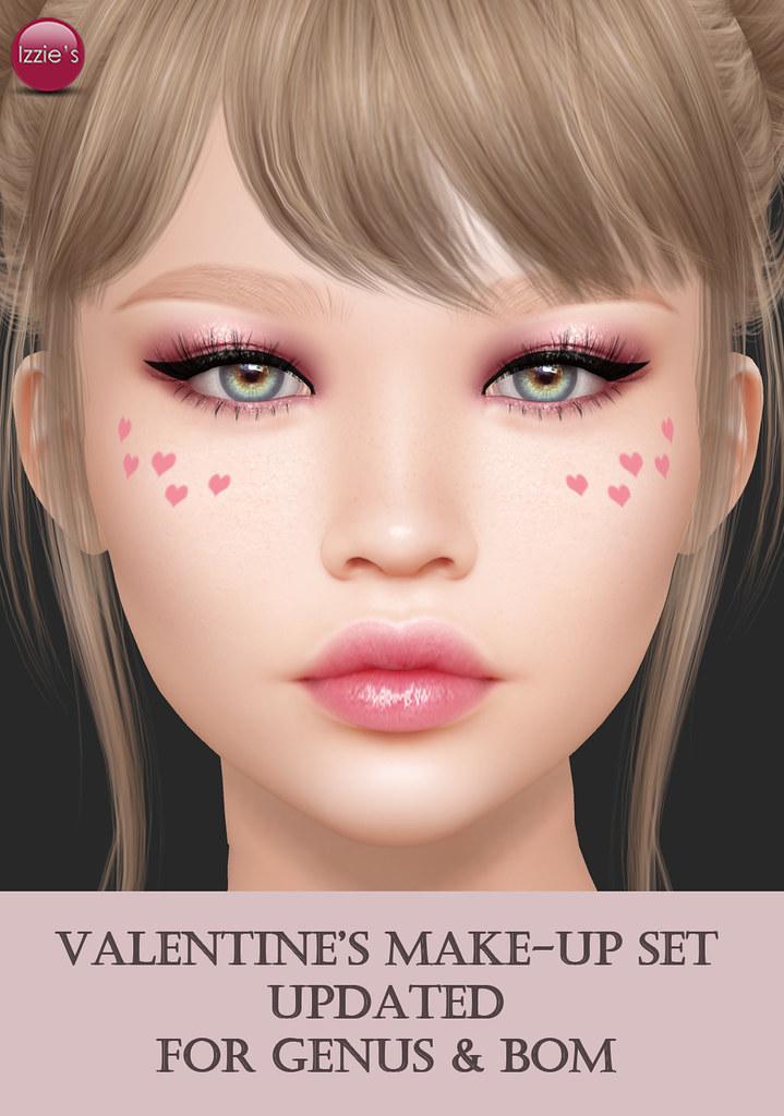 Valentine's Make-Up Gift Update