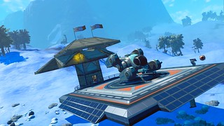 Went back time and got this ship!
