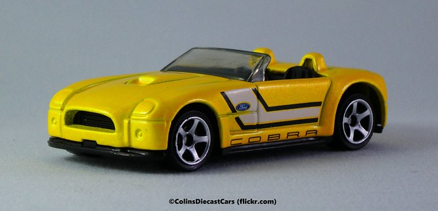 Matchbox - '04 Ford Shelby Cobra Concept