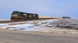 NS 255 at Bates