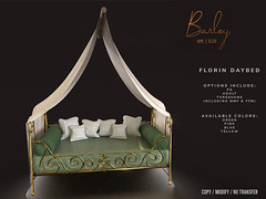 Barley ~ Florin Daybed @Enchantment