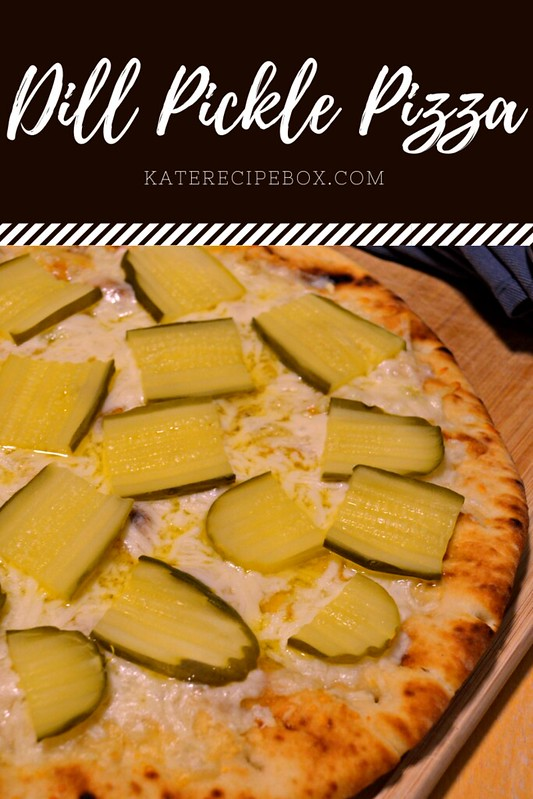 Dill Pickle Pizza