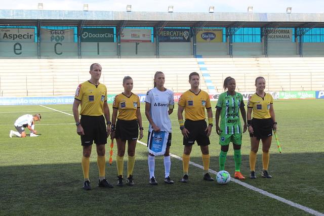 Grêmio 2 x 1 Minas Icesp (DF) - Brasileirão Feminino