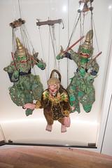 Thai marionettes