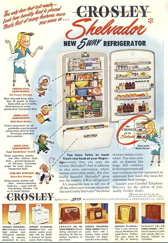 Crosley 1948