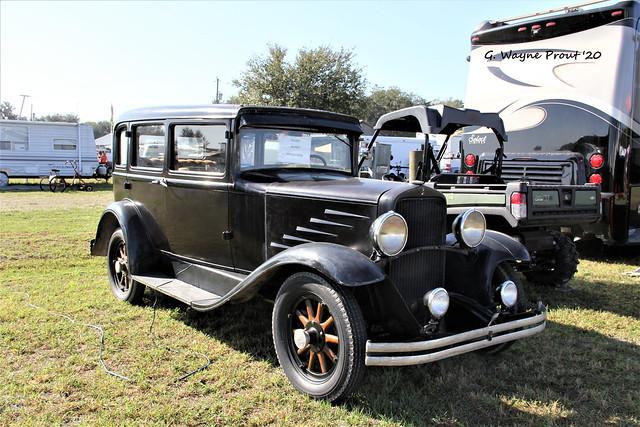 1930 Durant Model 614
