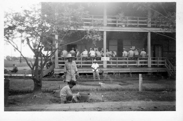 Grandpa's WWII Photos