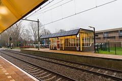 Small Railway station Rosmalen