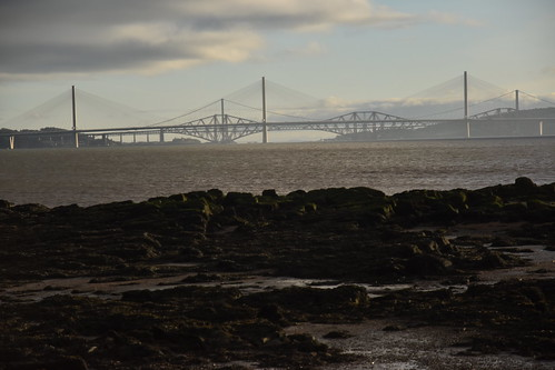 View down the Firth of Forth