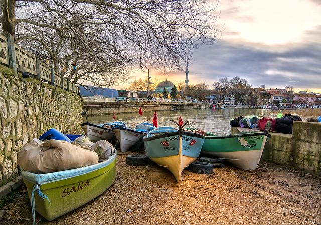Gölyazı Apollonia