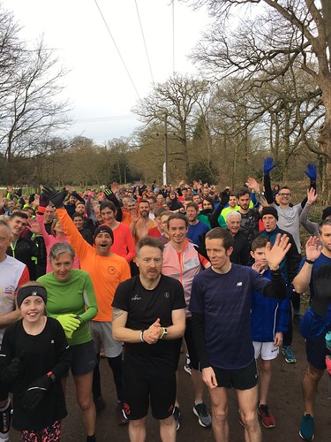 Clumber parkrun 8th Feb 2020