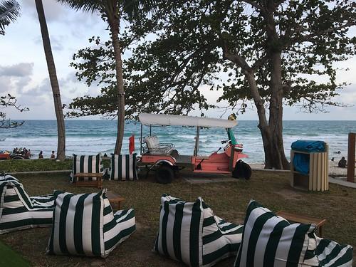 サムイ島シーンビーチクラブ Seen Beach Club
