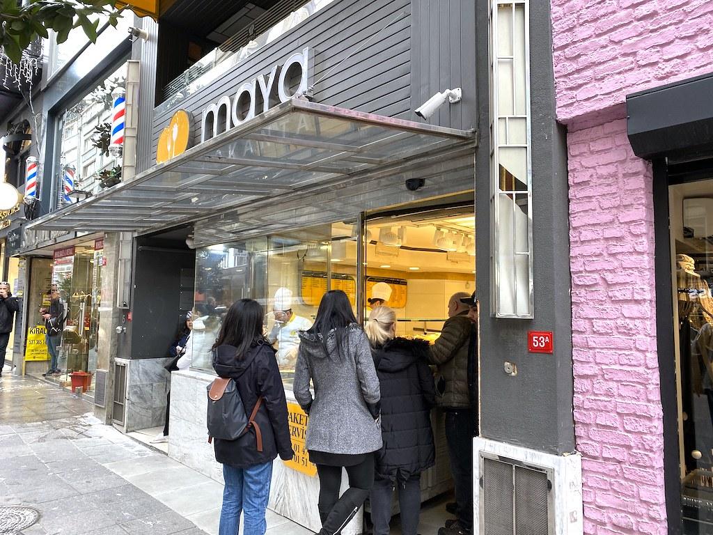 maya lokanta
