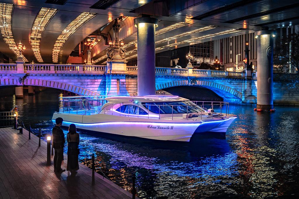 Nihonbashi Light Cruise